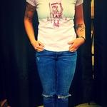 BK Climbers naisten T-paita