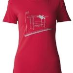 Bus Stop Climber T-shirt